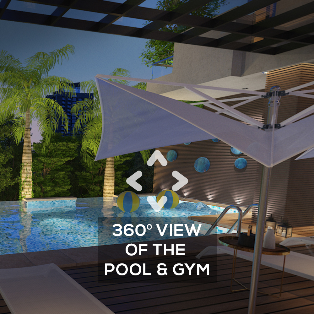 Virtual Tour Pool Gym
